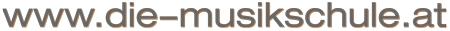 Logo Die Musikschule